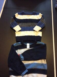 Two size 2 boys sweaters