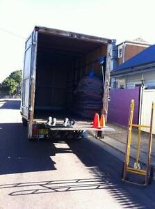 Removals - Newcastle - Services from $60  per hour read our link. Hamilton North Newcastle Area Preview