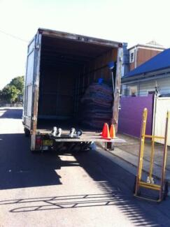 Removals - Newcastle - Services from $60  per hour read our link.