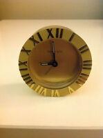 Tiffany & Co Atlas Alarm Clock