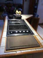 Plaque de cuisson Jenn-Air usagée
