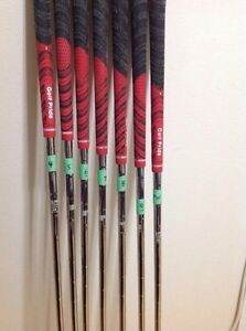 Nippon Iron Shafts