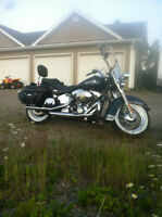 2004 HERTIAGE SOFTAIL CLASSIC LOADED WITH EXTRAS MUST SEE