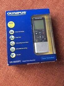 Dictaphone/ digital voice recorder