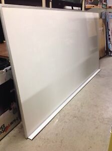 4' x 8' & 4' x 16' MAGNETIC WHITE BOARDS FOR SALE