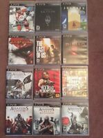 PS3 Slim and 11 Games - New Price
