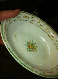 MIKASA FINE CHINA - Complete 8 Place Setting L2001 ANSON Patter Kitchener / Waterloo Kitchener Area image 1