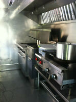 20 FT FOOD TRUCK FOR SALE