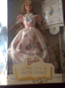 Barbie and the Tale of Peter Rabbit Collection Edition Kawartha Lakes Peterborough Area image 4