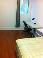 Beautiful Bedroom Steps Away from SMU Available Now