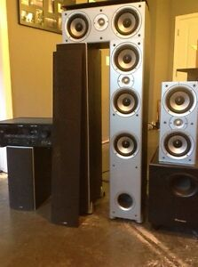 Stereo system.
