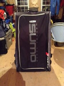 Goalie bag