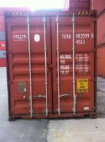 Used Sea Shipping & Storage Containers Available for SALE!!!