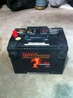 Car Battery 875 Amps- 1050 Amps Cranked (Motomaster Eliminator)
