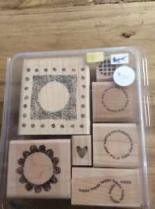 Daisy days stampin up stamp set