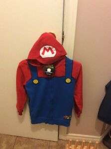 Super Mario sweater new with tags