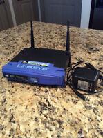 Linksys WRT54G G Router WRT54G
