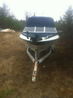 4.3 l inboard boat for sale