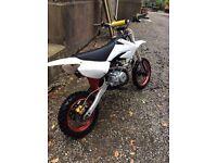 Demon x 140 pit bike crf70 m2r 160