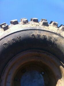 SUZUKI LT230 ITP REAR RIMS W DICK CEPEK SPIDER TRAC TIRES Windsor Region Ontario image 9