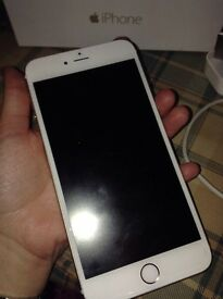iPhone 6 Plus/ Gold- locked to EE 16GB memory
