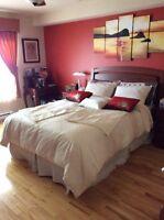 literie pour lit queen, marque Hotel Collection