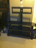 Entertainment/tv stand (Glass)