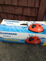 Nettoyeur automatique pour piscine hors terre NEUF
