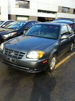2005 Hyundai Accent Coupé (2 portes)