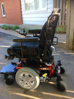 Quatum Q6 Edge Electric Wheelchair