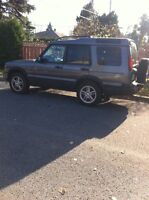 2003 Land Rover Other SE Familiale