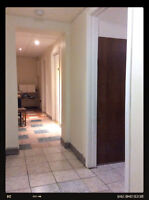 All Included & Fully Furnished Rooms for rent (near Plaza Cote-d
