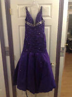 **PROM DRESS FOR SALE** Mori Lee Design (JUST IN TIME FOR PROM)