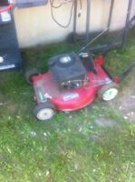 toro lawn mower 550 hp