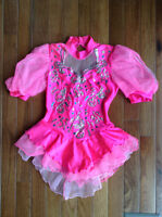 Girls size 5/6 Figure Skating Dress