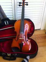 Violon 4/4 de luthier Samuel Eastman