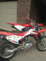 Awesome CRF150F In Amazing Shape
