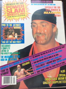 WWF - Wrestling Collector Items Kitchener / Waterloo Kitchener Area image 8