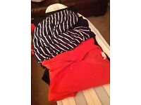 Maternity Clothes Bundle Size 12/14