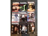 Paranormal magazines.