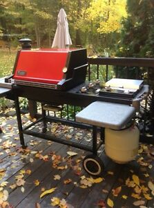 Weber 3 burner Bbq Propane Kawartha Lakes Peterborough Area image 1