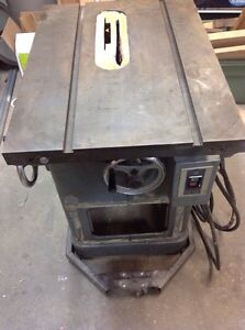 Rockwell / Delta cabinet maker table saw
