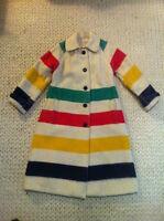 Genuine Vintage Hudson Bay Coat
