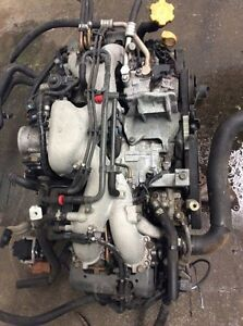 Subaru Legacy Impreza and 2.0L engine replacement for 2.5L