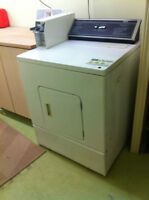 SALE!! Coin operated Inglis washer and gas dryer