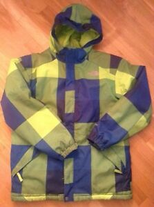 The North Face Jacket size 18-20 fits size 14-16 winter jacket