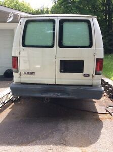 Ford E-350 diesel for parts - negotiable