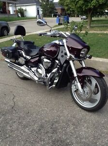 2010 M-90 Deep purple 1500cc ( SPRING IS ALMOST HERE )