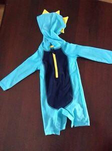 Baby body swim suits