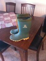 Kamik Insulated Rubber Boots - Size 7 Womens